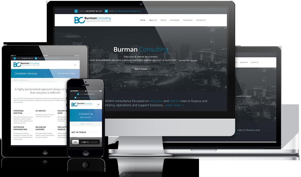 Burman Consulting | Executive & Interim Recruitment