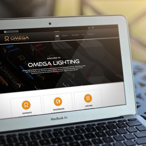 Omega Grow Lighting   Hydroponics Grow Lamps
