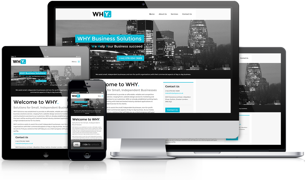 WHY Solutions | Business Solutions For SME's