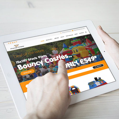 Premier Inflate   UK Bouncy Castles & Inflatables