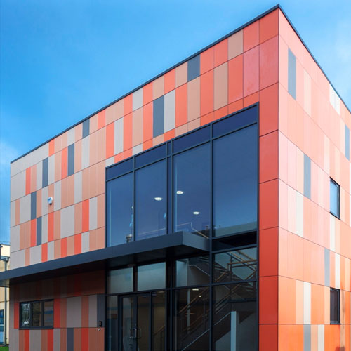 Outsource Group Rainscreen Cladding
